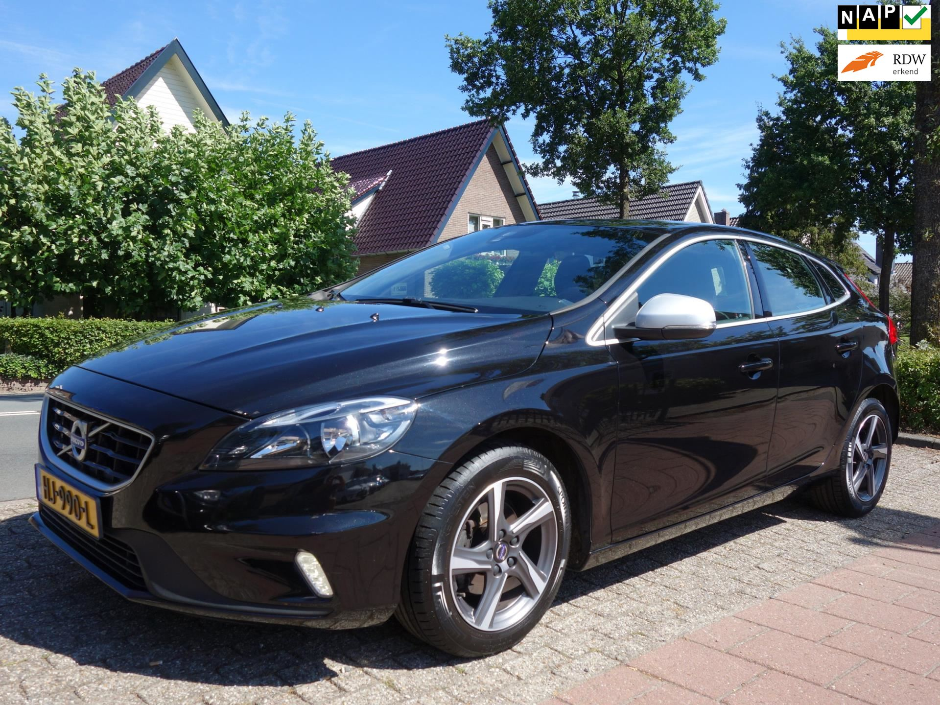 Volvo V40 occasion - De Vries Automotive Apeldoorn