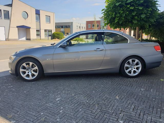 BMW 3-serie Cabrio 320i High Executive Sportleder Memory