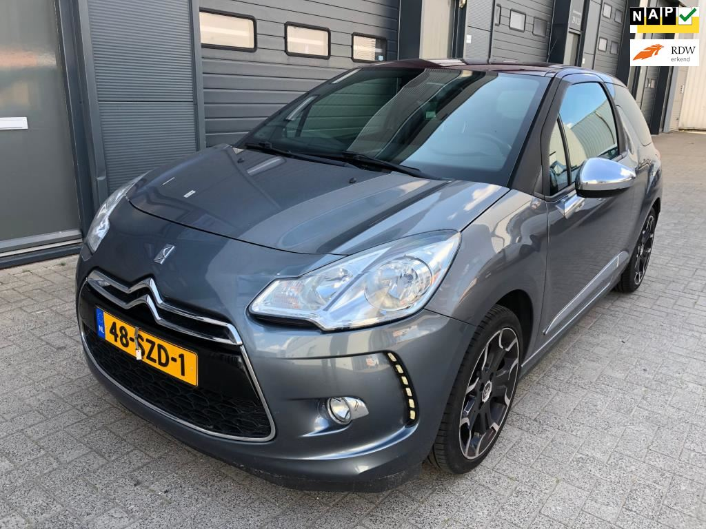 Citroen DS3 occasion - Pascal Traa