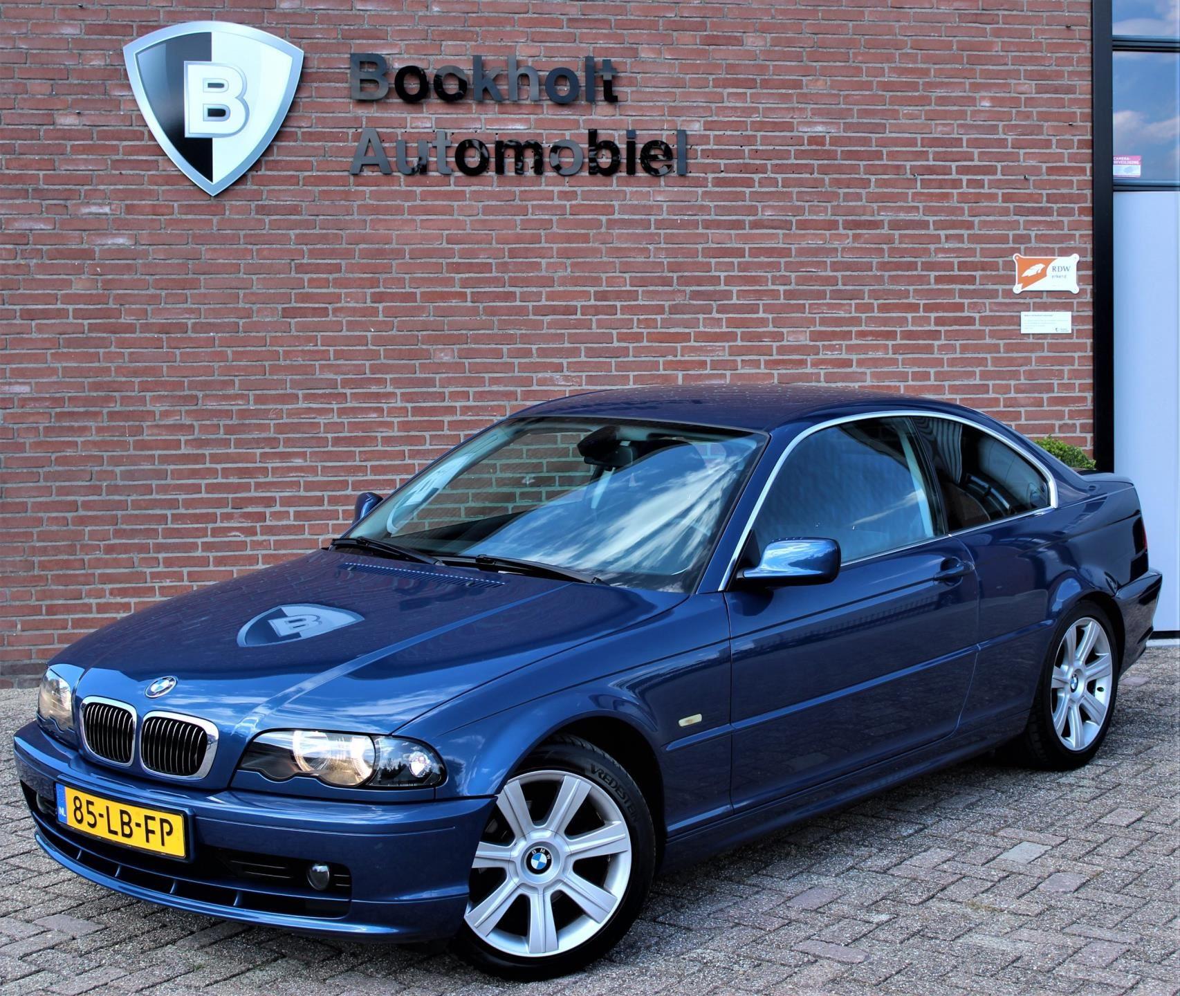 BMW 3-serie Coupé occasion - Bookholt Automobiel