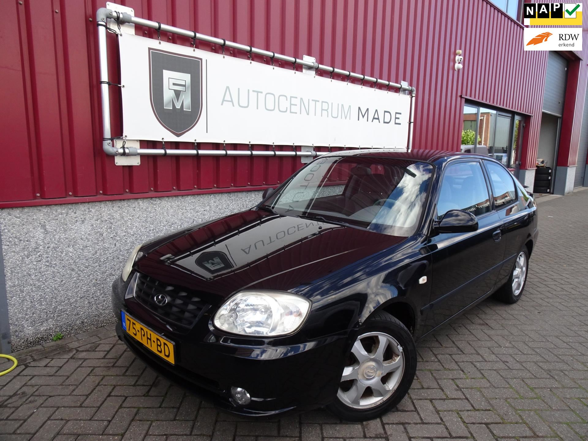 Hyundai Accent occasion - Auto Centrum Made