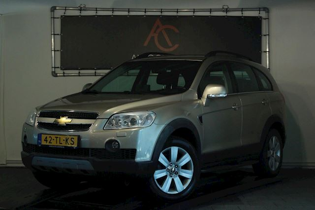 Chevrolet Captiva 2.0 VCDI Limited Edition / LEDER / PDC / 7 PERSOONS