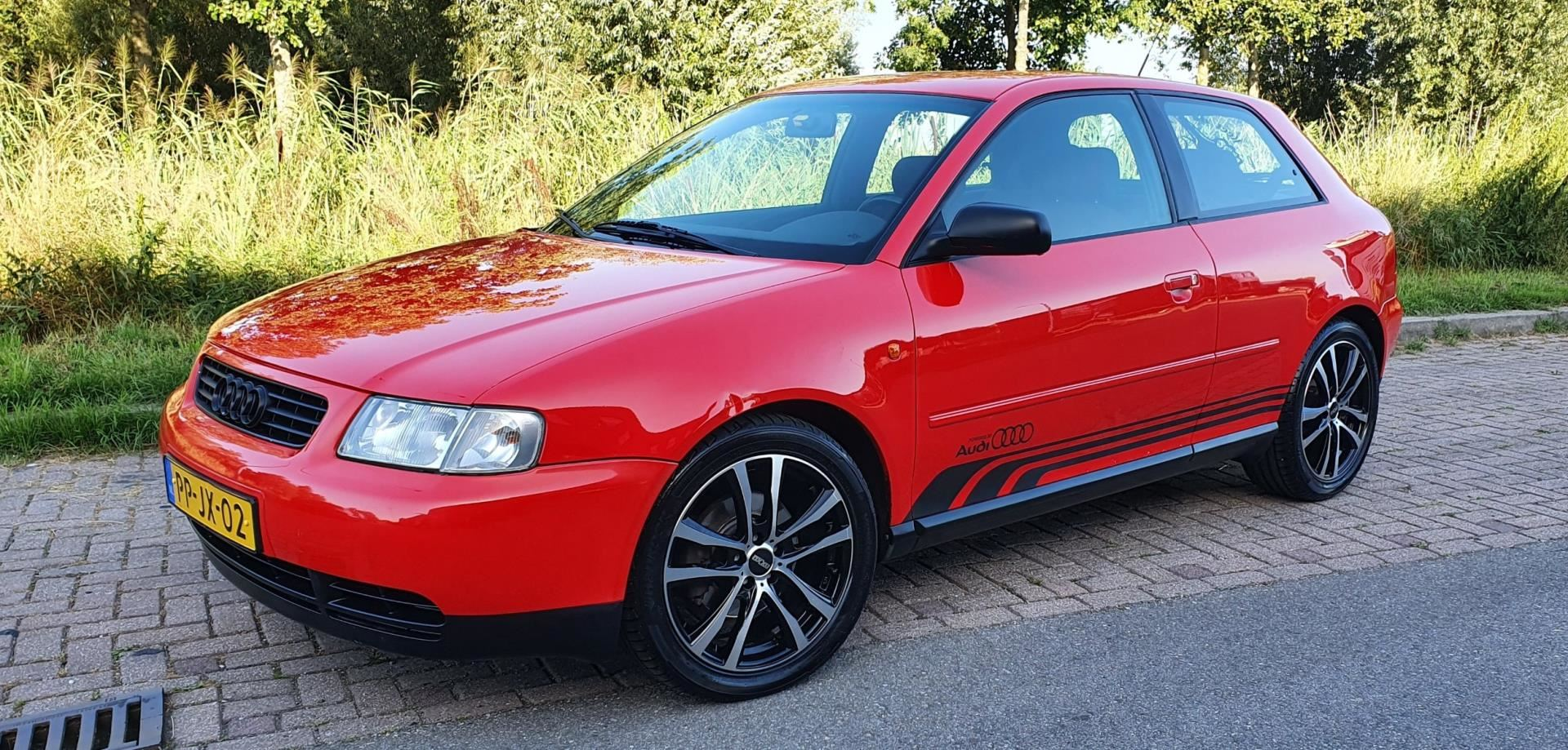 Audi A3 occasion - Car Trade Nass