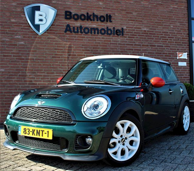 Mini Mini 1.6 Cooper S Chili John Cooper Works, LED, Xenon, Harman Kardon