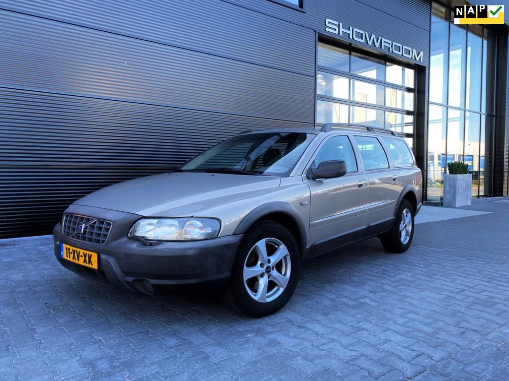 Volvo V70 Cross Country occasion - Pitstop Car Trading