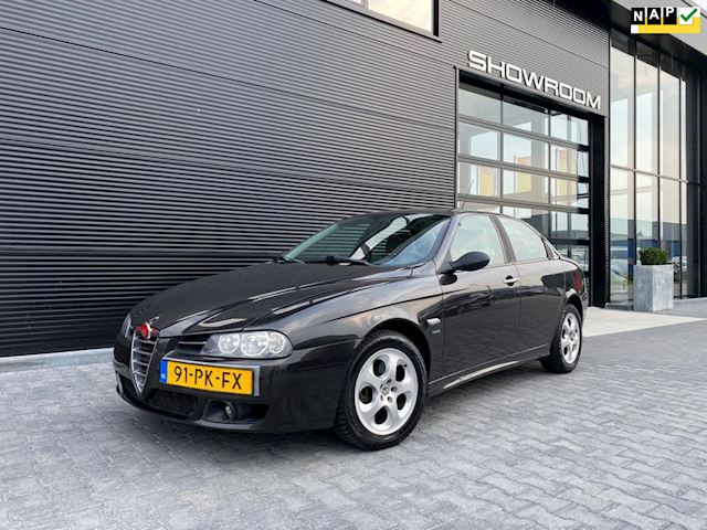 Alfa Romeo 156 occasion - Pitstop Car Trading