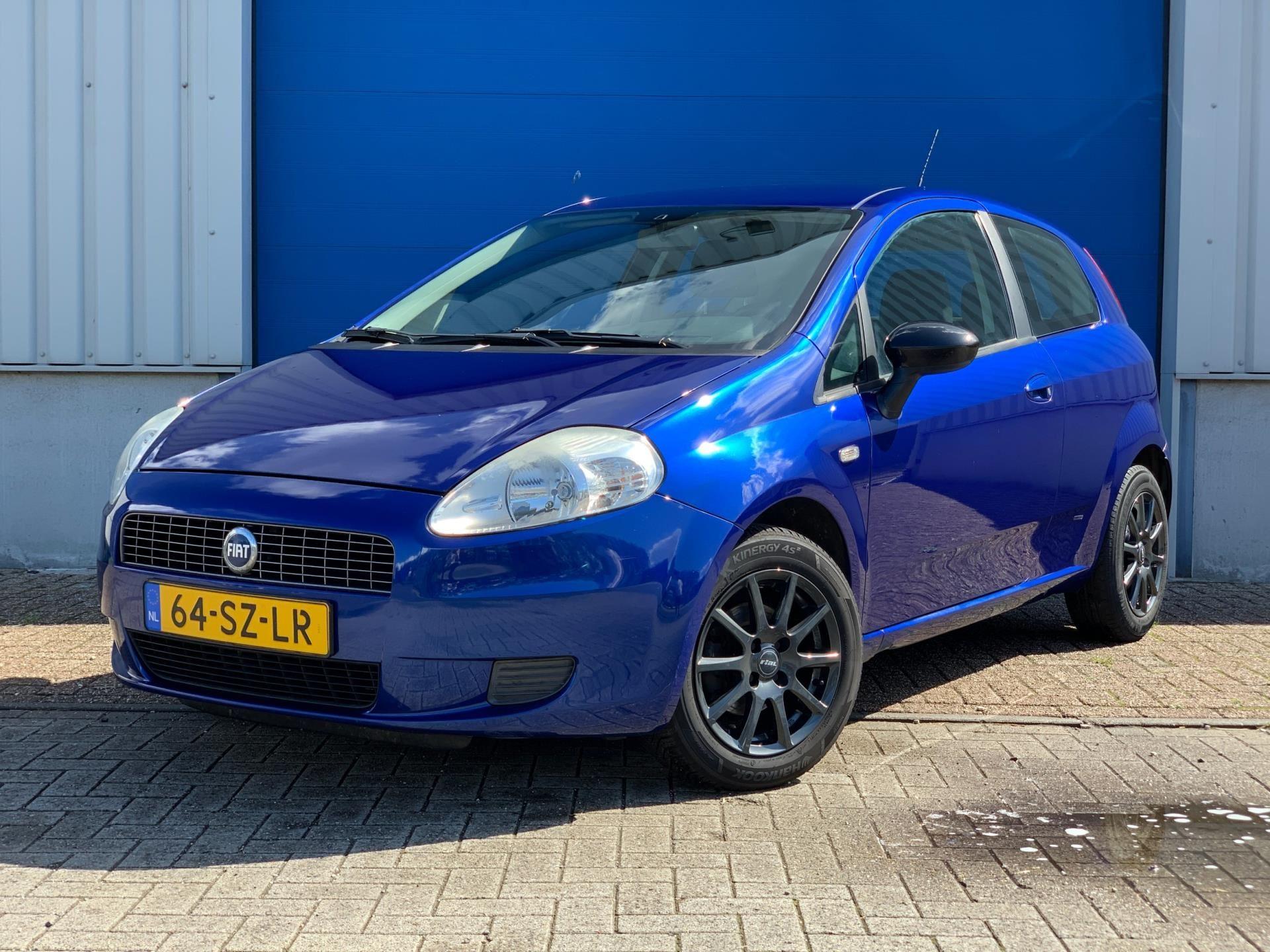 Fiat Grande Punto occasion - Autohandel Hulst