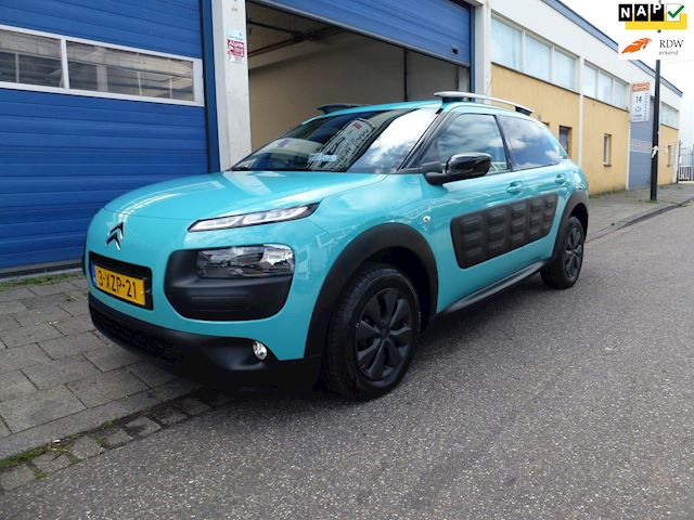 Citroen C4 Cactus 1.6 BlueHDi Business Apk/Climate/Cruise/Camera/Navi/Nap/Boekjes/