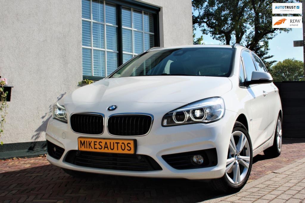 BMW 2-serie Active Tourer occasion - Mikesautos