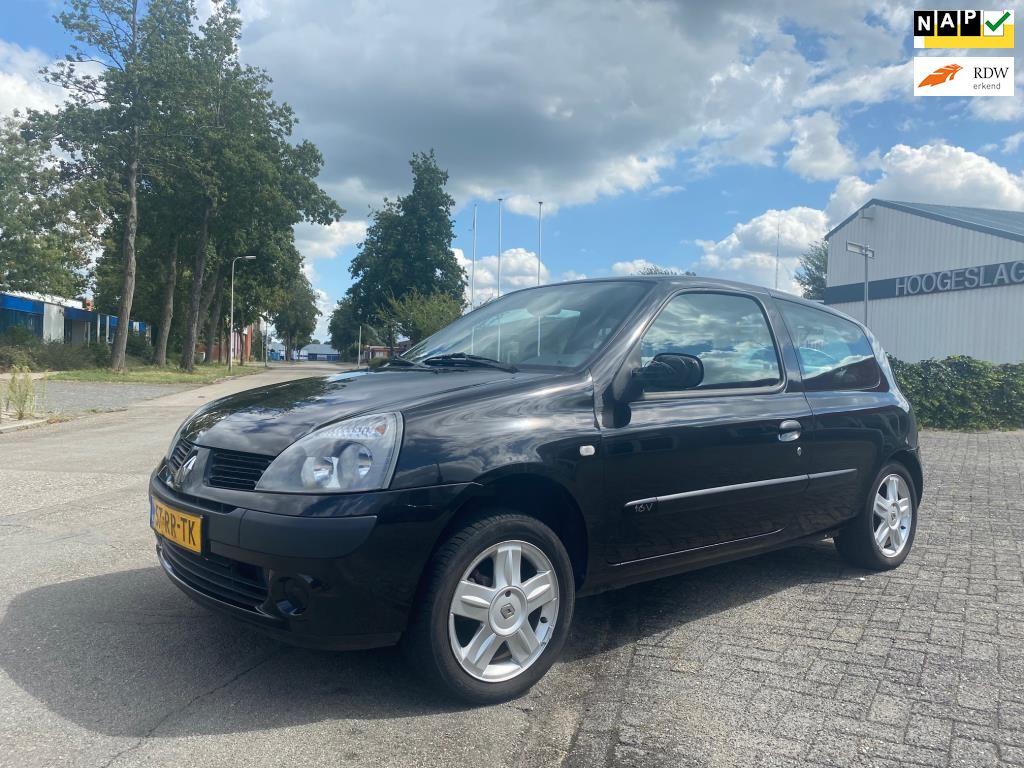 Renault Clio occasion - Van Emden Auto`s