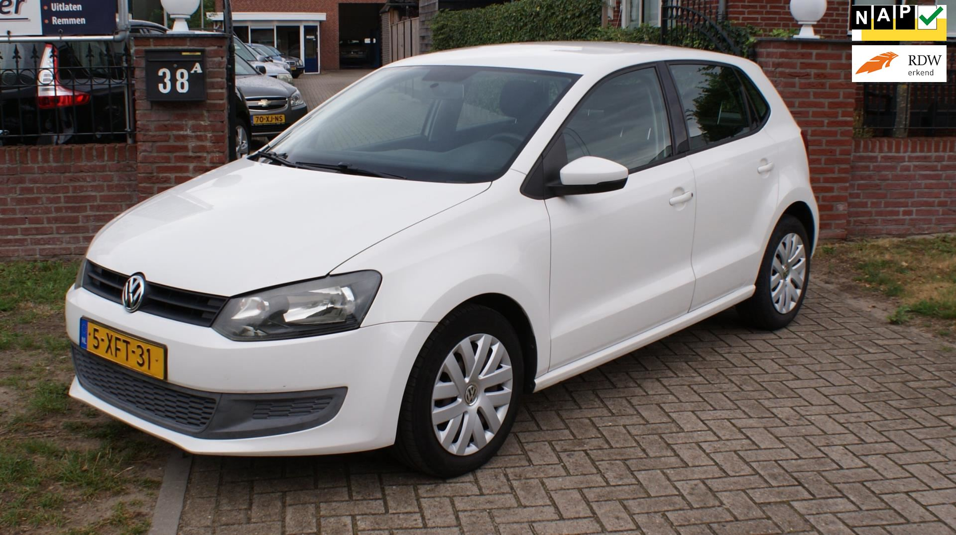 Volkswagen Polo occasion - Autoservice Wachtmeester