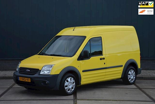 Ford Transit Connect T230L 1.8 TDCi Airco Schuifdeur Trekhaak Kastinrichting