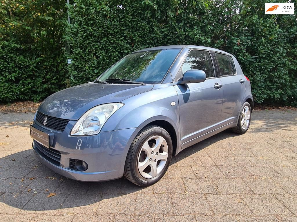 Suzuki Swift occasion - Geerts automobielen