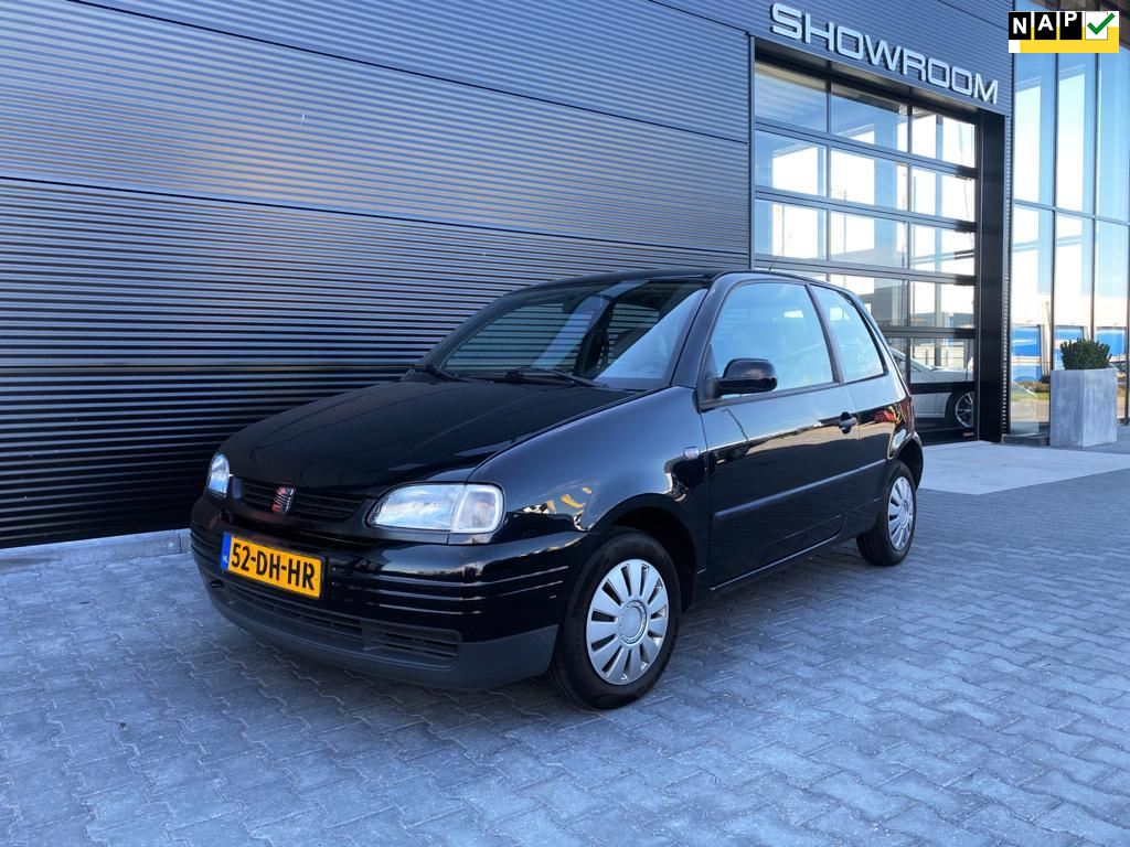 Seat Arosa occasion - Pitstop Car Trading