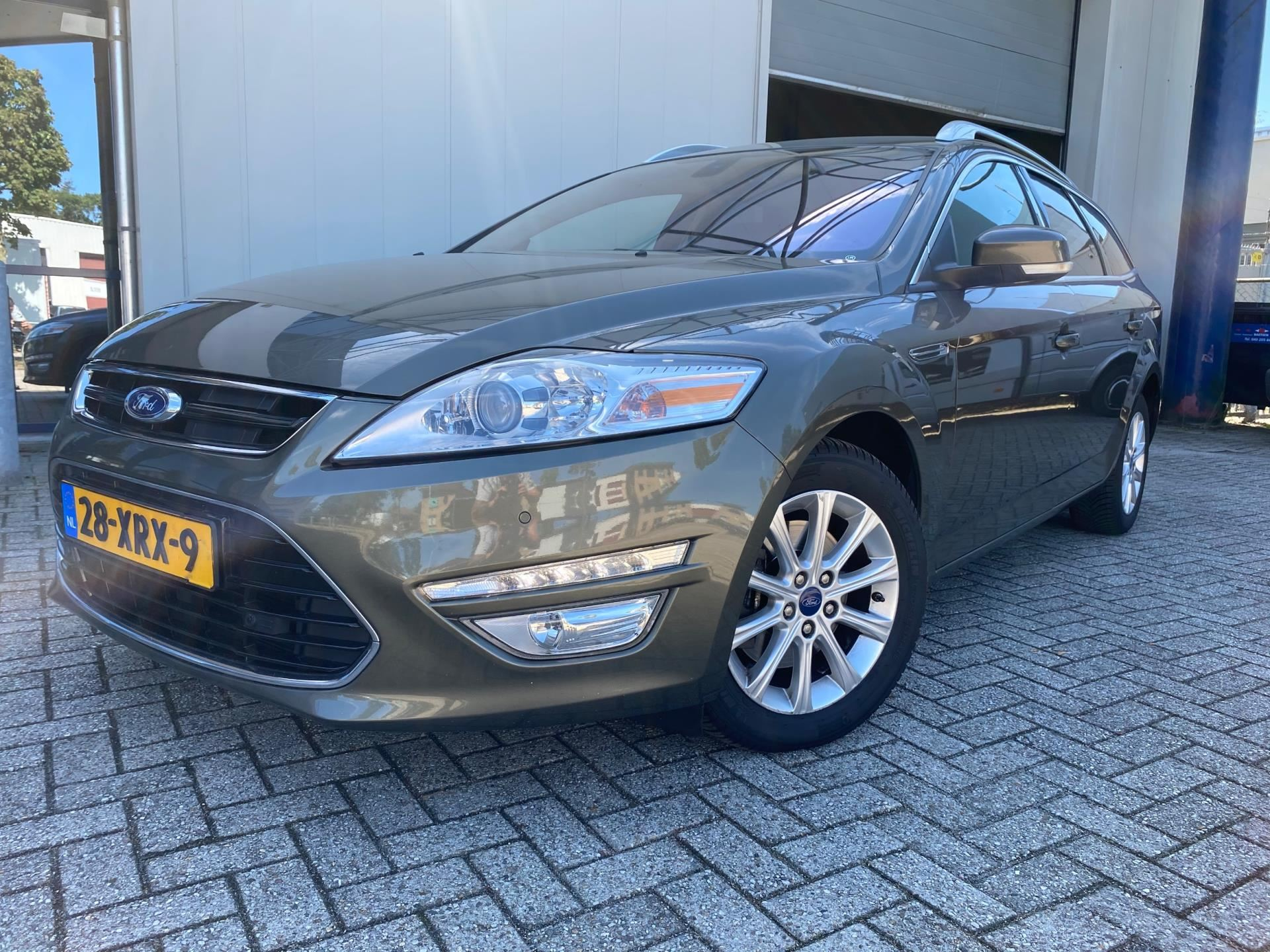 Ford Mondeo Wagon occasion - Auto Groothandel Waalre