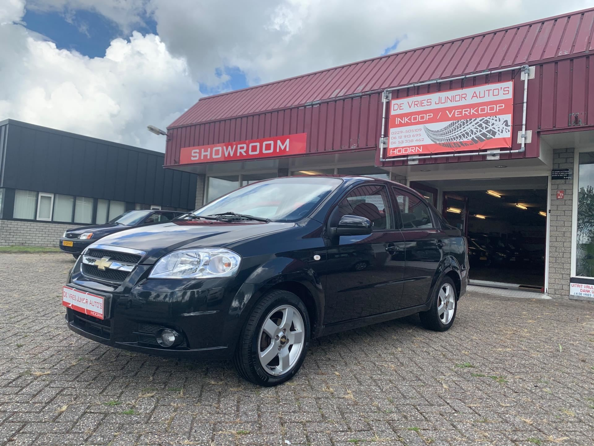 Chevrolet Aveo occasion - De Vries Junior Auto's
