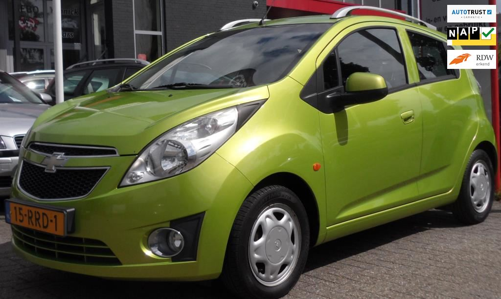 Chevrolet Spark occasion - Gebo Auto's