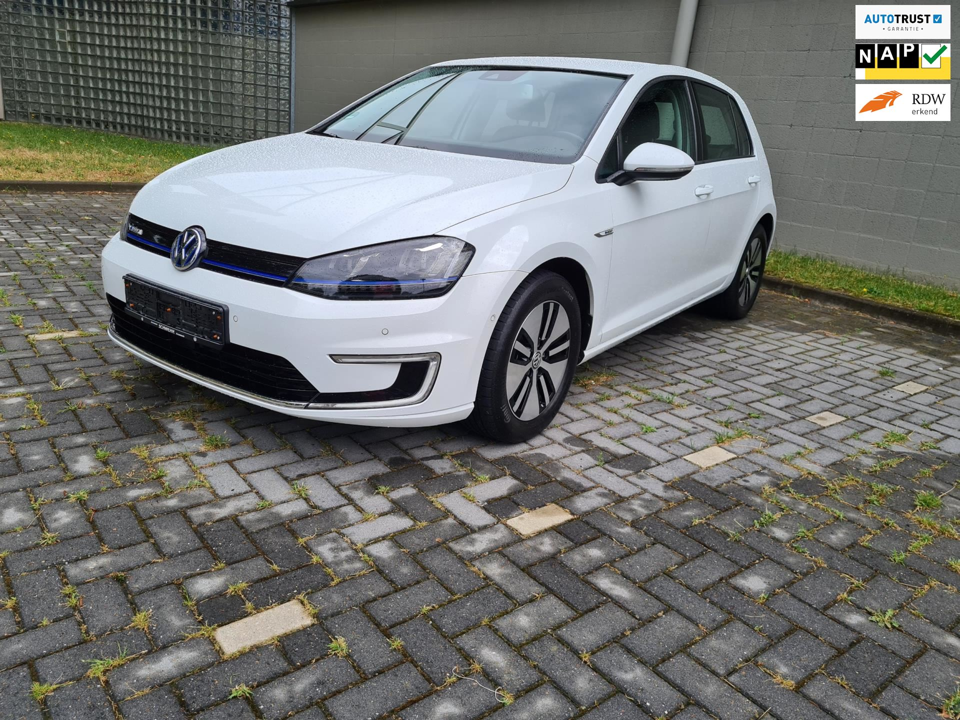 Volkswagen E-Golf occasion - Auto Arends