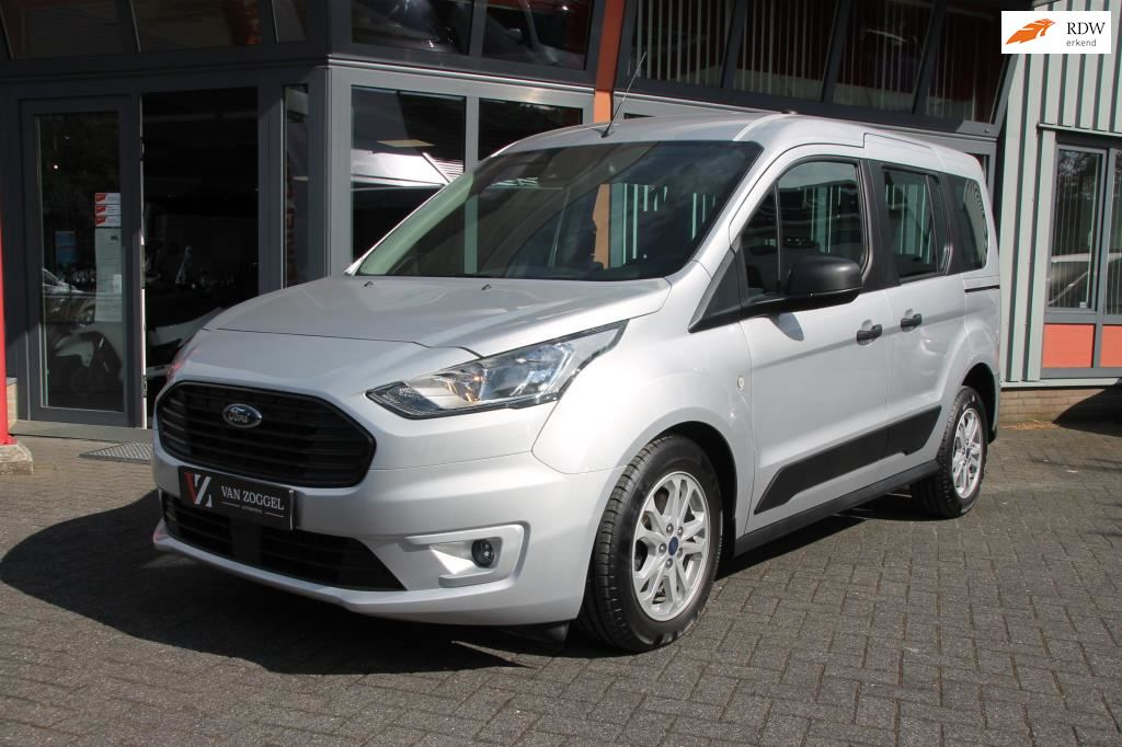 Ford Tourneo Connect Compact occasion - Van Zoggel Automotive