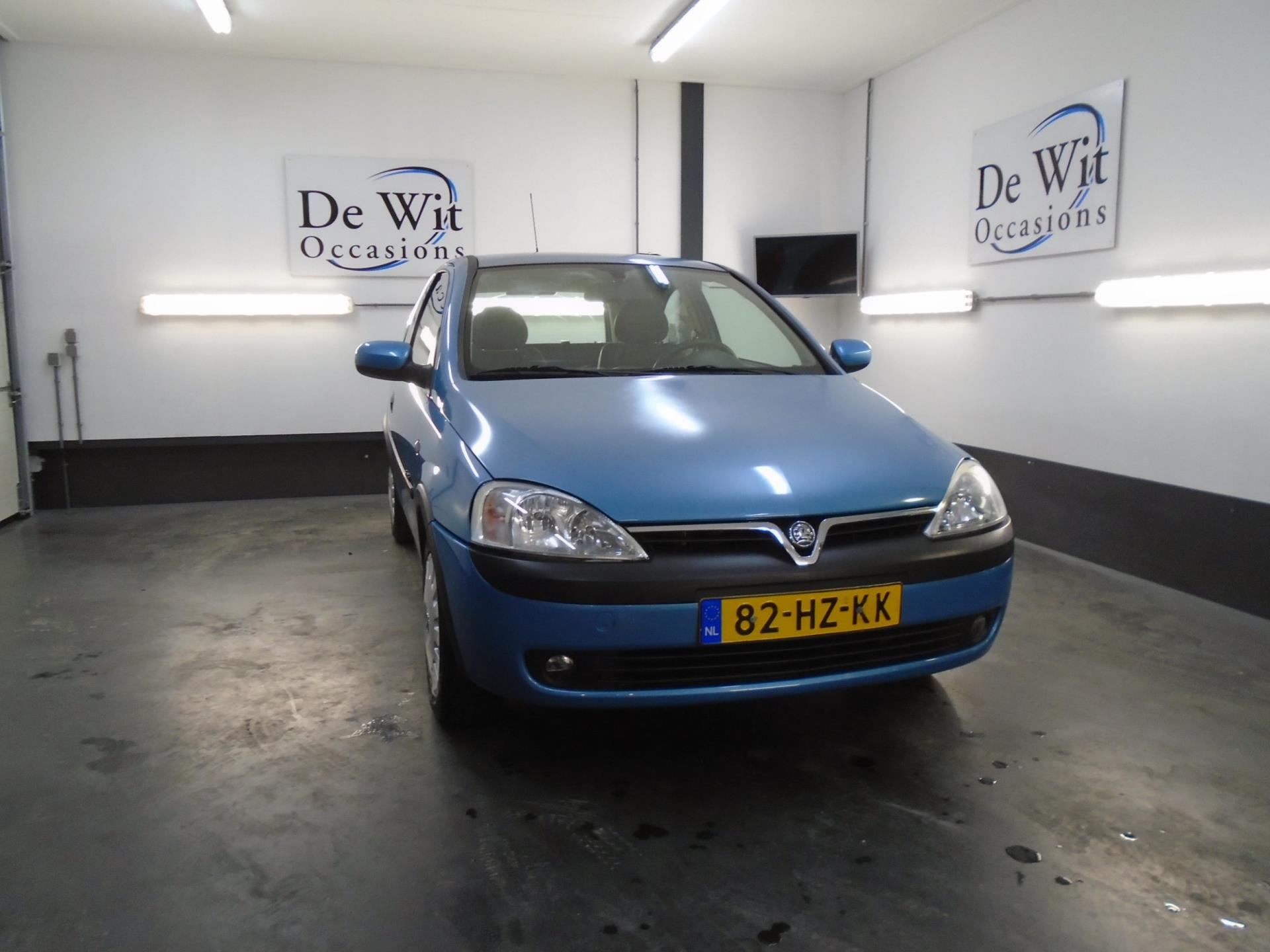 Opel Corsa occasion - De Wit Occasions