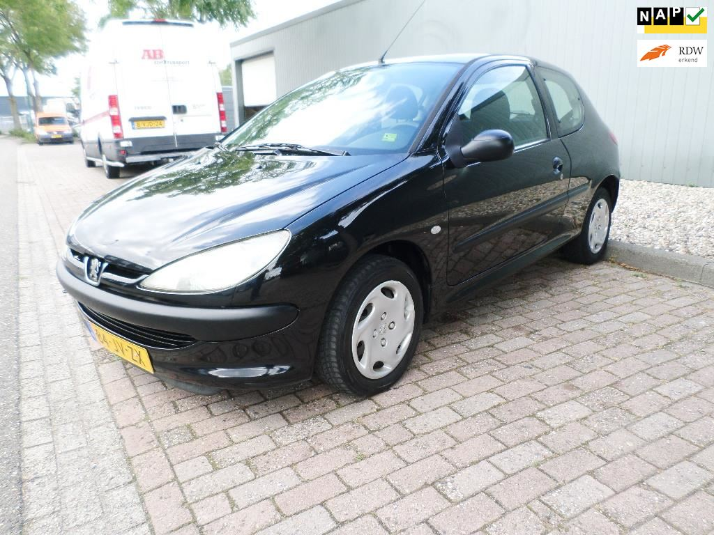 Peugeot 206 occasion - Robben Trading Sales