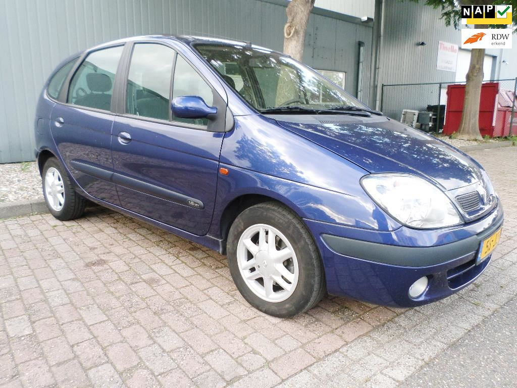 Renault Scénic occasion - Robben Trading Sales