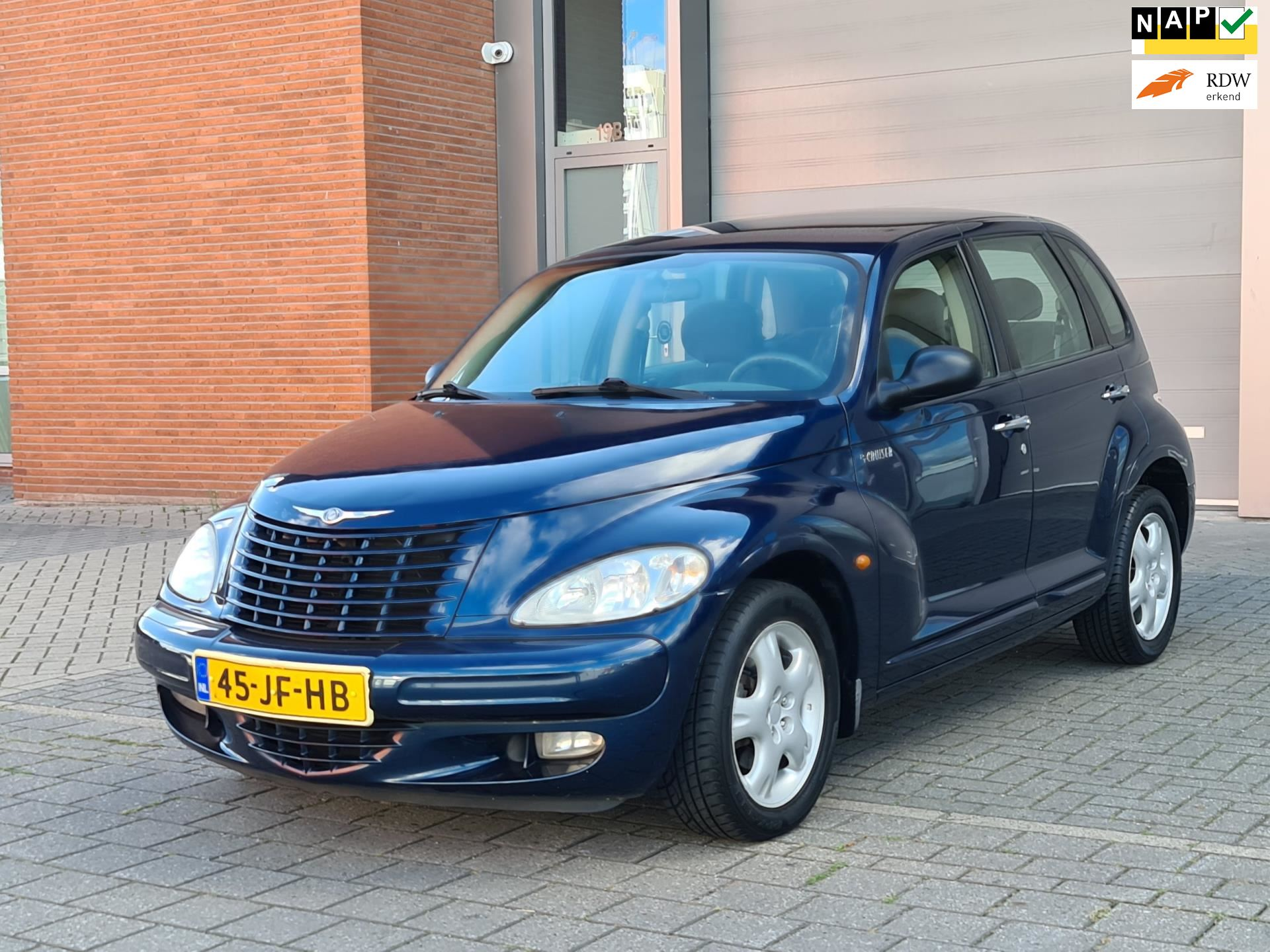 Chrysler PT Cruiser occasion - Staal Cars