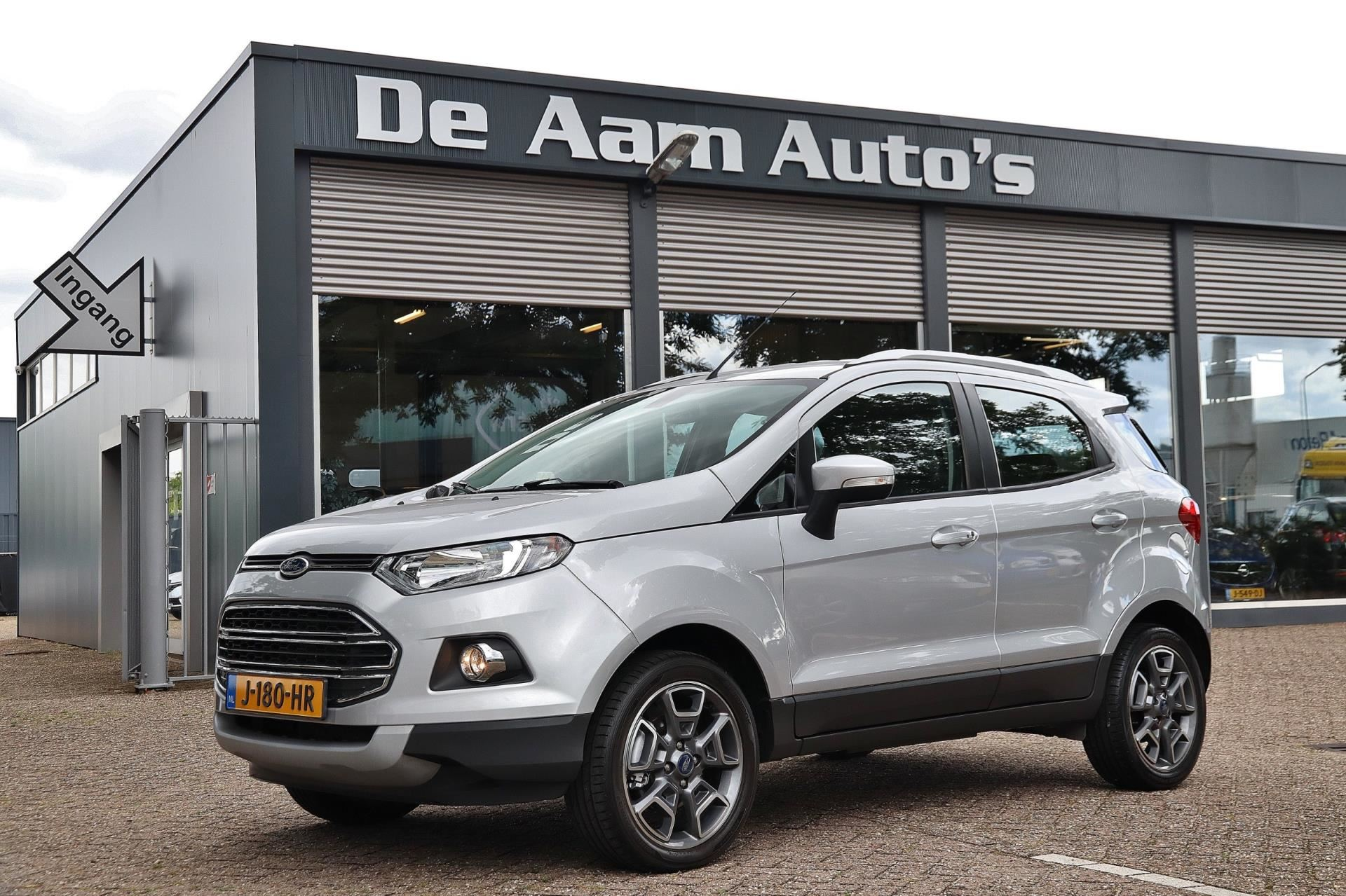 Ford EcoSport occasion - De Aam Auto's