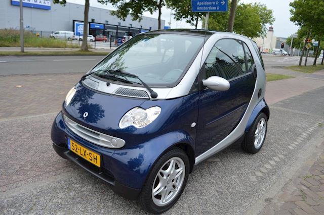 Smart City-coupé Smart & passion bj03 airco 73585 km NAP