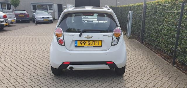 Chevrolet Spark 1.0 16V LS+ Bi-Fuel Full Options !!!