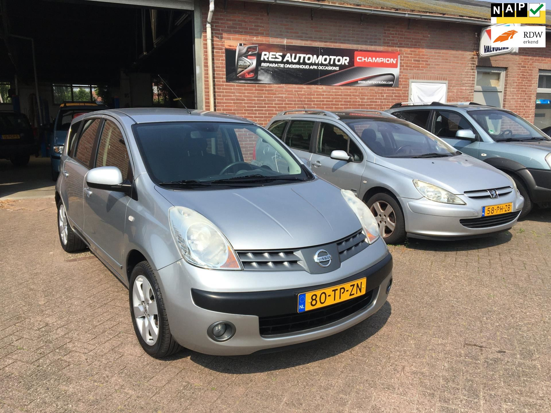 Nissan Note occasion - RESAUTOMOTOR