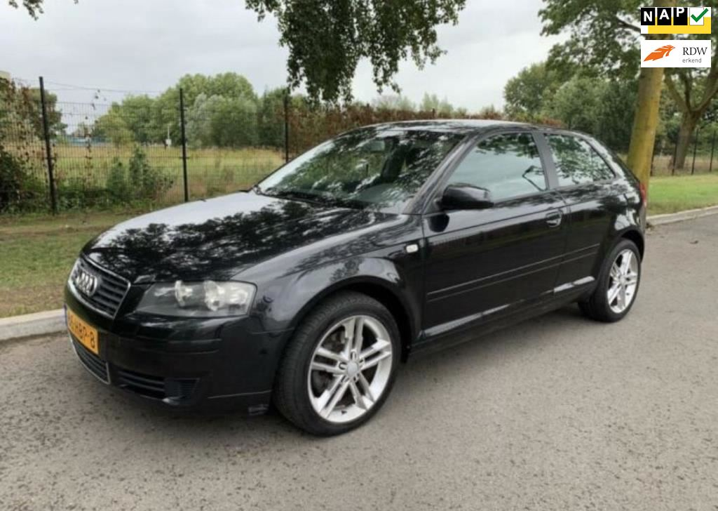 Audi A3 occasion - Van Wanrooy Auto's