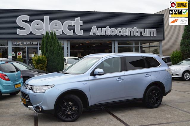 Mitsubishi Outlander 2.0 PHEV Executive Edition X-Line | Navi | Trekhaak | Cruise | Clima | NAP