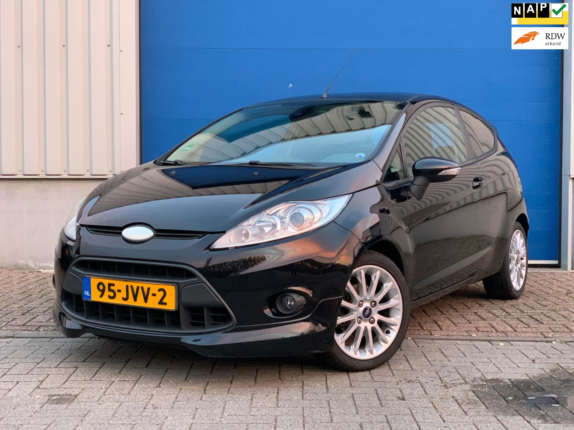 Ford Fiesta occasion - Autohandel Hulst
