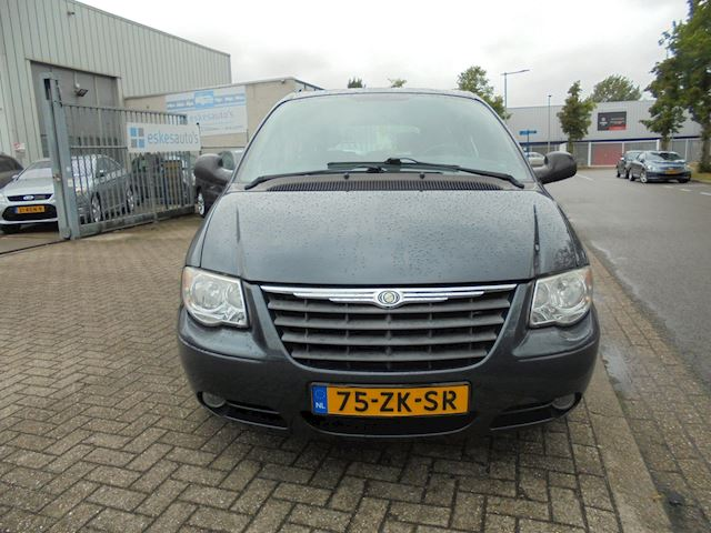 Chrysler Grand Voyager 2.8 CRD Business Edition, 7 peroons, Navi