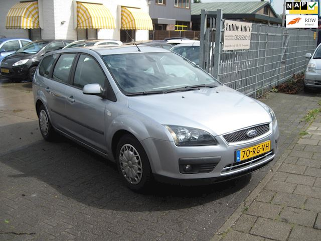 Ford Focus Wagon 1.6-16V First Edition airco elek pak nap apk