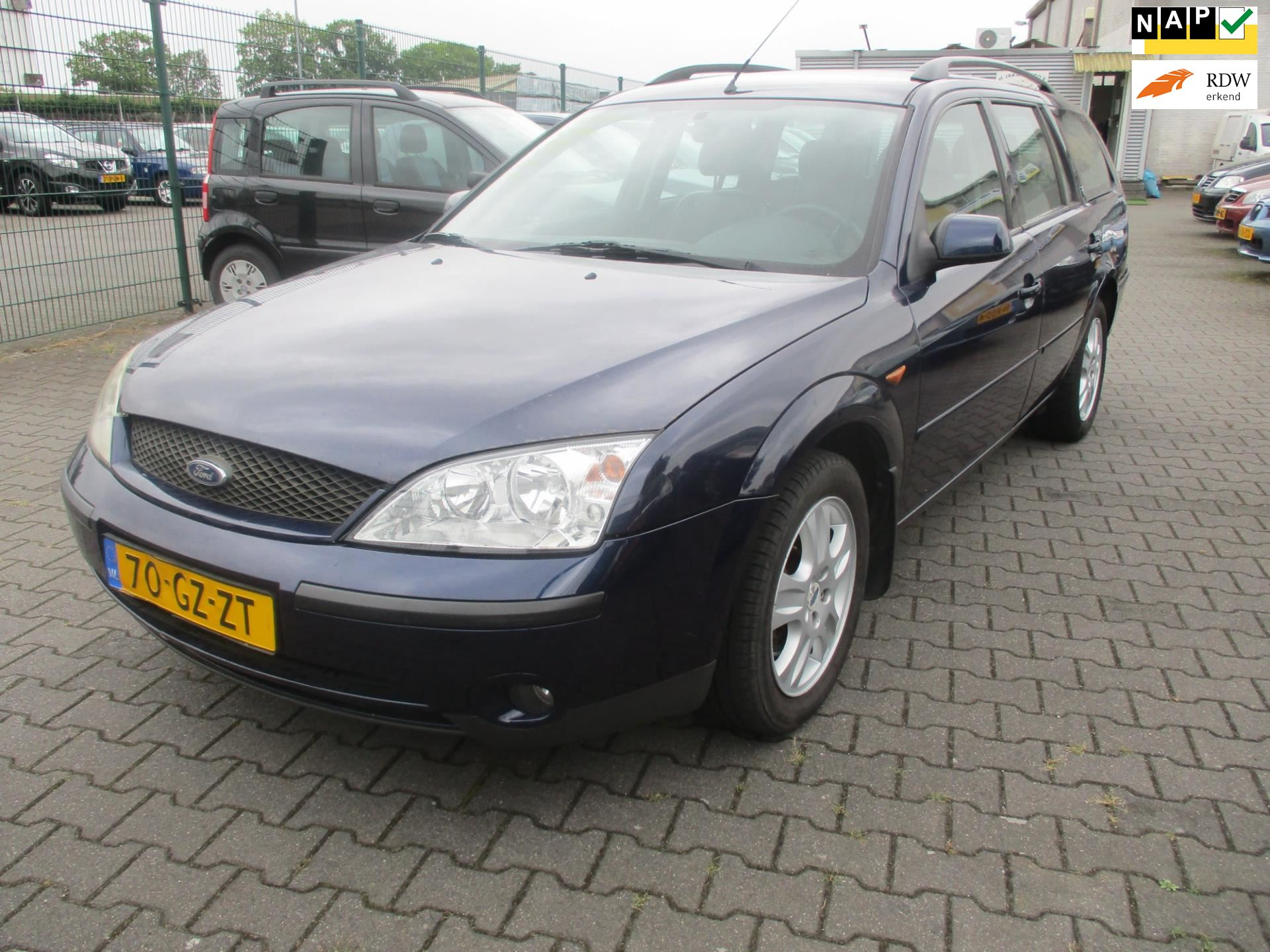 Ford Mondeo Wagon occasion - Harry Jakab Auto's
