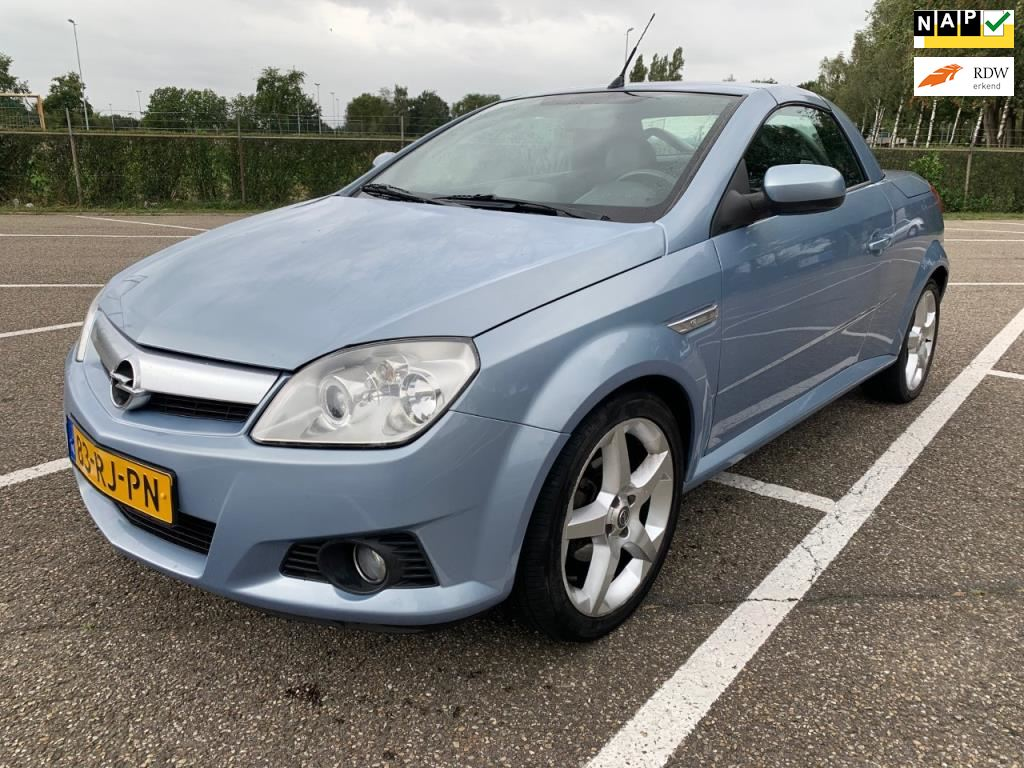 Opel Tigra TwinTop occasion - RT Autos