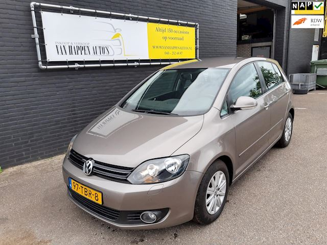 Volkswagen Golf Plus 1.6 TDI Comfortline BlueMotion Automaat