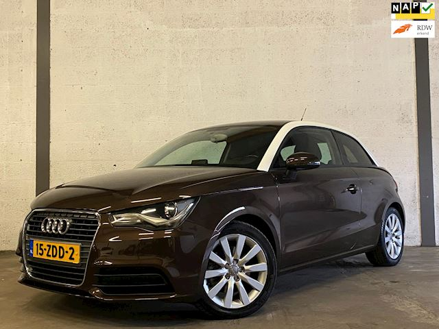 Audi A1 1.4 TFSI Attraction Pro Line AUT, NAVI, AIRCO, CRUISE, XENON !!