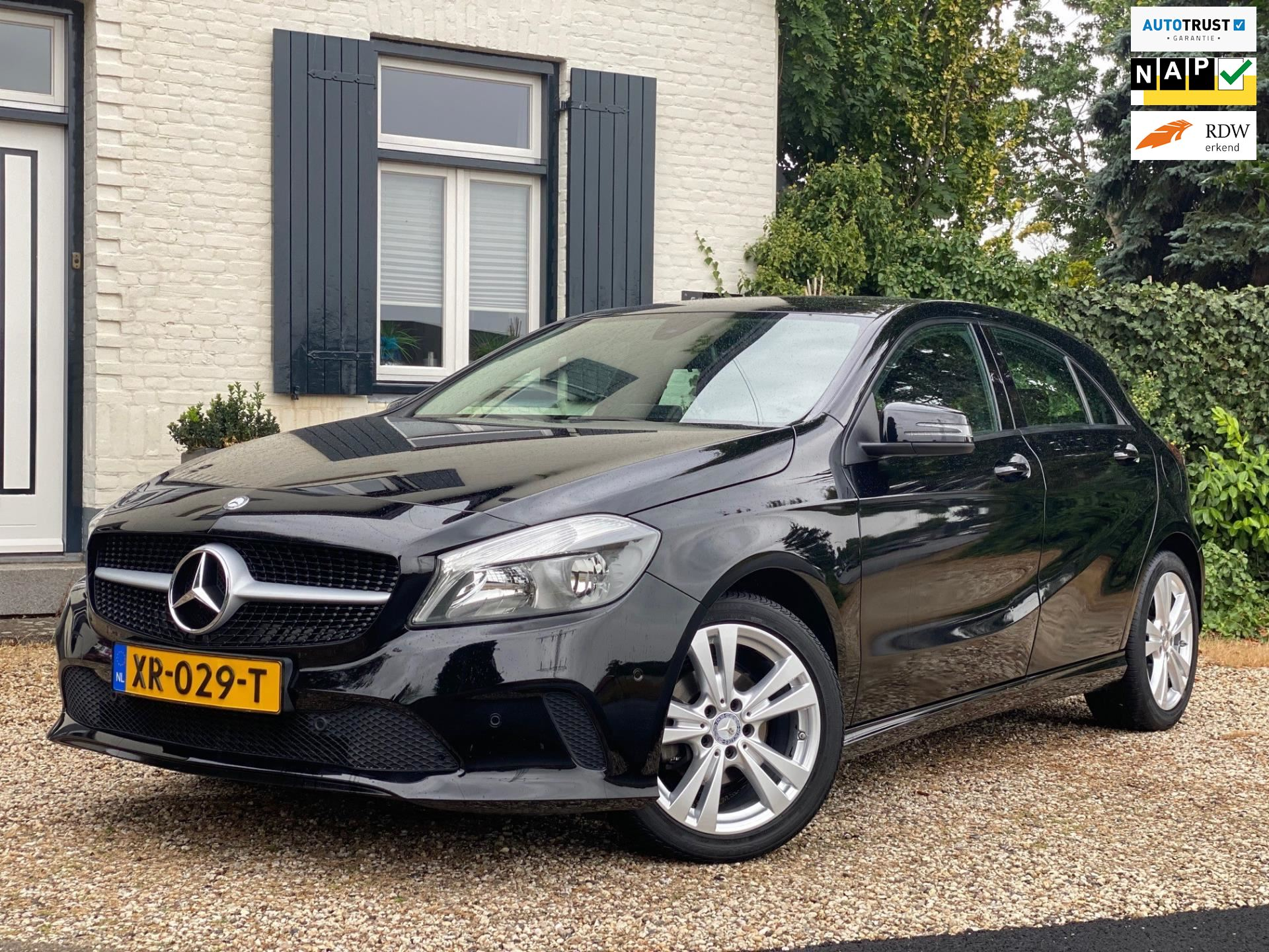 Mercedes-Benz A-klasse occasion - M.T.  Car's & Carcleaningcenter