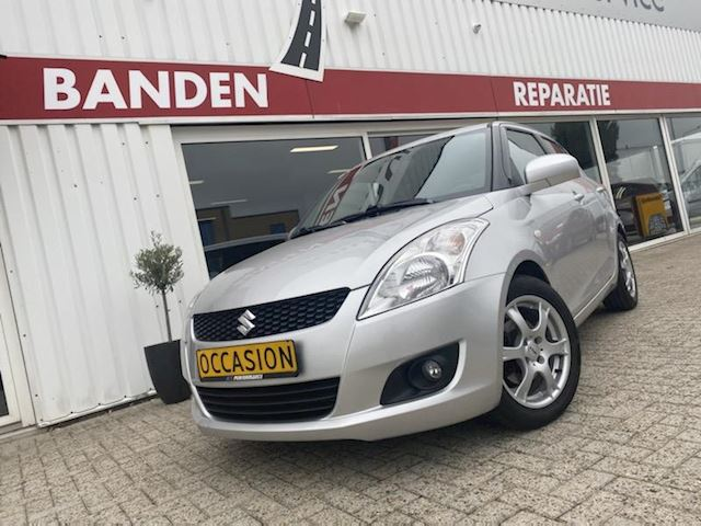 Suzuki Swift 1.2 Exclusive automaat
