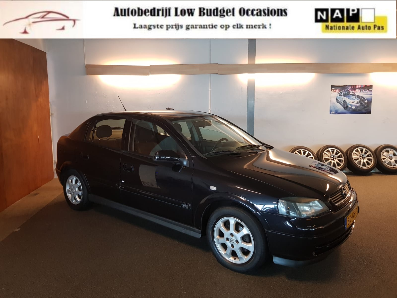 Opel Astra occasion - Low Budget Occasions