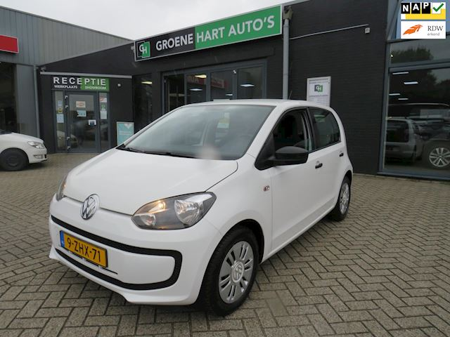 Volkswagen Up! 1.0 take up! BlueMotion/5-DRS/AIRCO/NAP!!