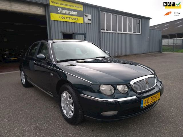 Rover 75 2.0 V6 Club Youngtimer ! Nette staat ! Automaat ! Airco/PDC ! APK tot 04-2021 !