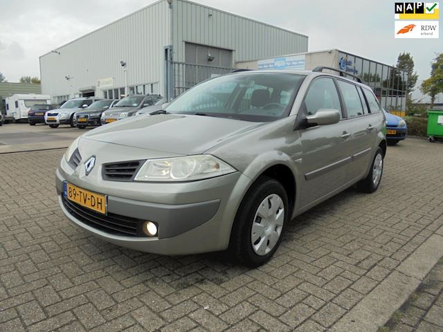 Renault Mégane Grand Tour 1.6-16V Business Line, NAP, Nette auto