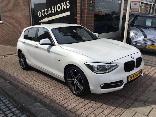 BMW 1-serie 114i Upgrade Edition