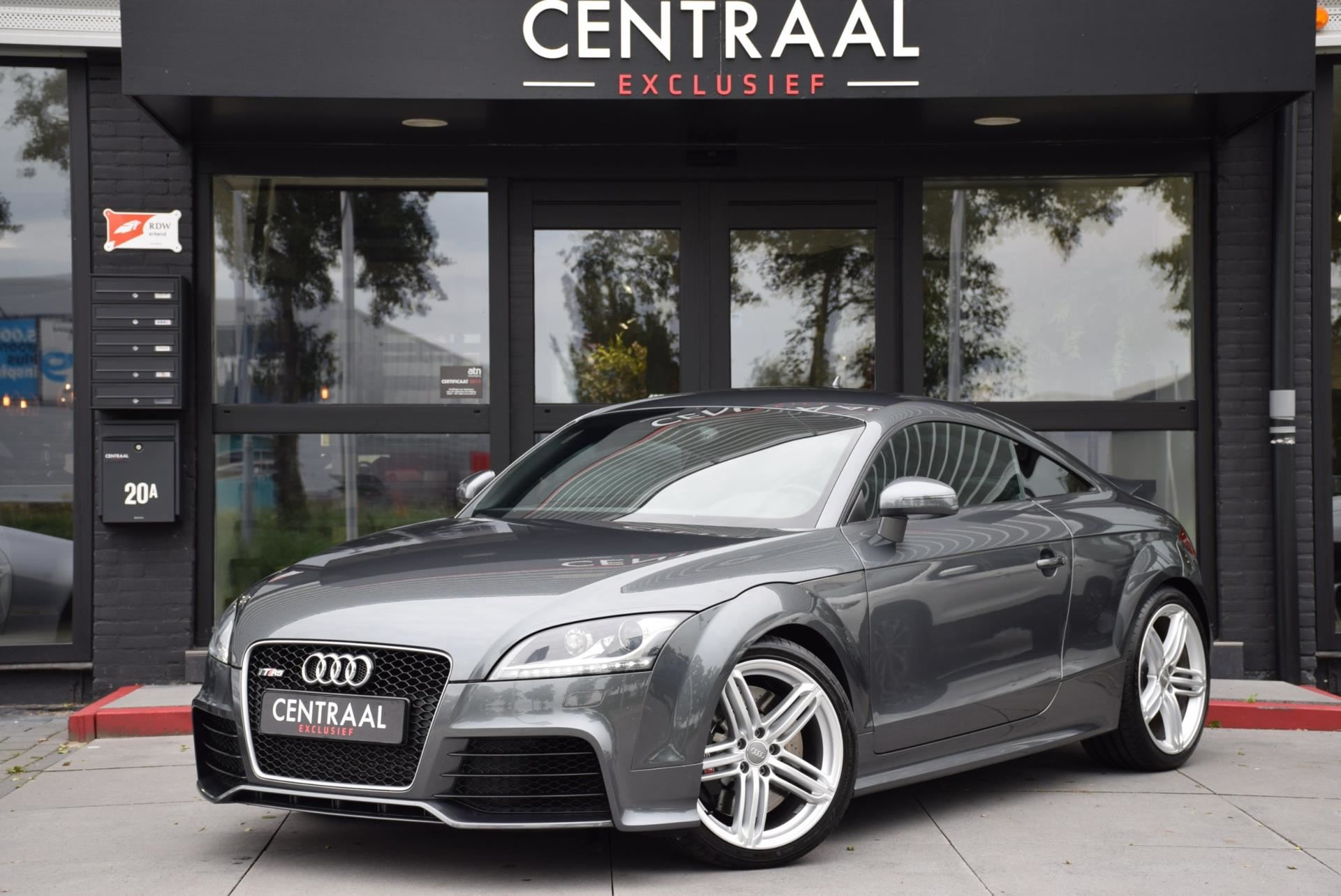 Audi TT RS occasion - Centraal Exclusief B.V.