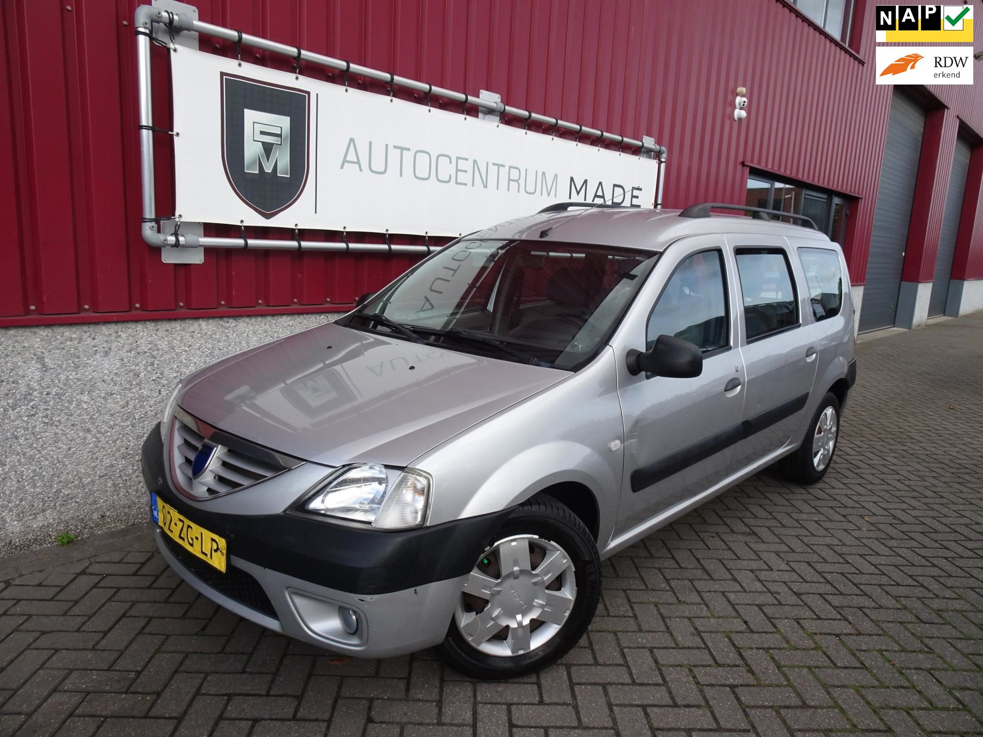 Dacia Logan MCV occasion - Auto Centrum Made