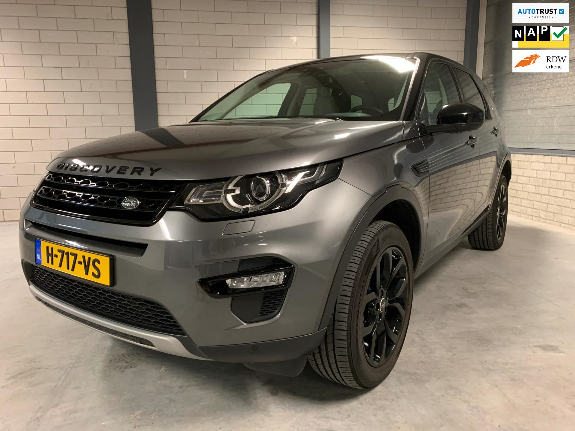 Land Rover Discovery Sport occasion - GPAutomotive